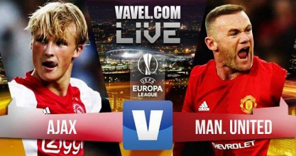 Manchester United vs Ajax EN VIVO online en final Europa League 2017