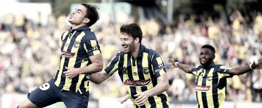 Asdrúbal debuta en la liga australiana