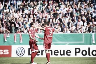 Goleada del Bayern en la sobremesa