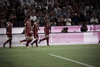 El Bayern inicia la Bundesliga ganando bajo un diluvio