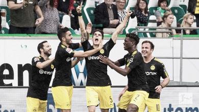 El Dortmund inicia la Bundesliga en la senda correcta
