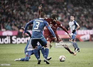 Hoffenheim vs Bayern en vivo online en Bundesliga 2017