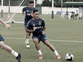 Coritiba inicia preparação para Copa do Brasil com novidades no elenco