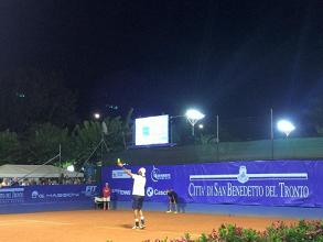 ATP - Challenger San Benedetto, Djere e Berrettini in finale