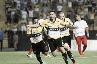 Criciúma consegue virada para cima do Inter de Lages e se livra do rebaixamento no Catarinense