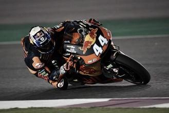 Miguel Oliveira quarto no Qatar