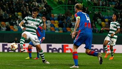 FC Viktoria Pilsen - Sporting CP: a certificar el pase a cuartos