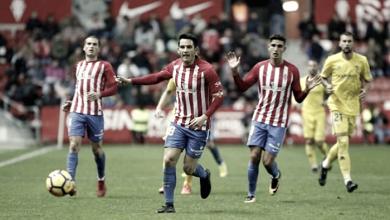 Sporting-Cádiz: puntuaciones del Sporting de Gijón, jornada 17 de LaLiga 1/2/3