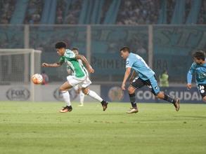 Resultado Coritiba x Atlético Nacional (1-1)
