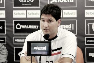 Joinville apresenta técnico Matheus Costa como substituto de Rogério Zimmermann