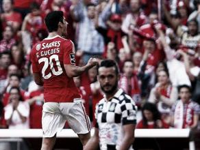 Así juega Gonçalo Guedes, pretendido por el Valencia CF