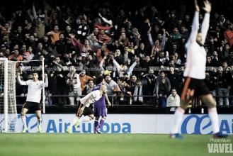 Dos derrotas y otros tantos empates en las últimas visitas al Bernabéu