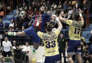 FC Barcelona Lassa - CD Bidasoa: ¿preparatoria de cara a la Champions o sorpresa amarilla?