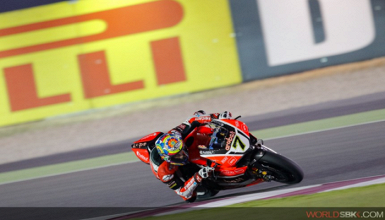 Superbike - Prove libere Gp Qatar: a Rea risponde Davies
