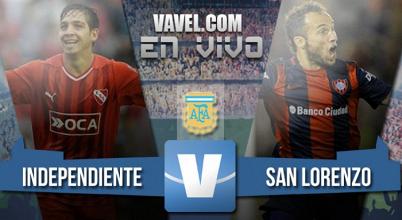 Resumen y goles partido Independiente vs San Lorenzo por el Torneo de la Independencia 2016 (1-2)