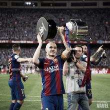 Messi e Iniesta, 30 títulos con sabor azulgrana