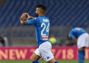 """Napoli, Insigne carica: """"Per diventare grandi bisogna passare da queste partite. City fortissimo"""""""
