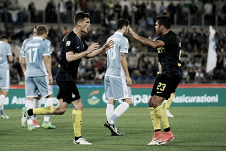 Sem chances de Europa League, Inter aproveita vacilos da Lazio e volta a vencer