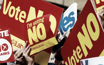 "Inverclyde vote ""No"" in Scottish Referendum"