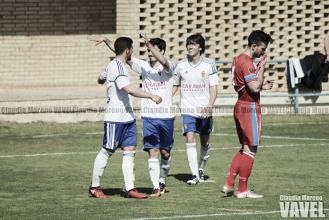 Cómoda victoria del Deportivo Aragón