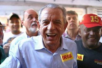 Iris Rezende é eleito o prefeito de Goiânia