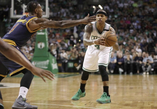 Isaiah Thomas to miss remainder of the playoffs