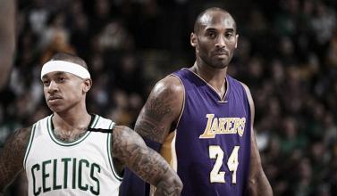Isaiah Thomas ha recibido los consejos de Kobe Bryant