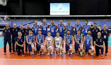 Volley M - Finalmente di nuovo una vittoria per l'Italia in FIVB World League, Francia battuta