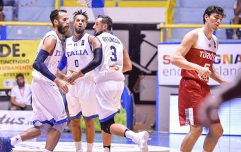 Italbasket, ultimo dubbio di Messina: meglio un play o una guardia in più?