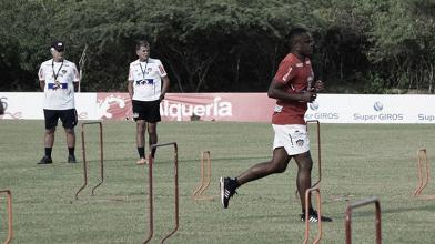 Iván Rivas y Matías Mier, las novedades en el regreso a entrenamientos del Junior