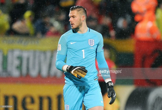 Stoke City's Jack Butland withdraws from England duty due to injury