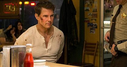 Crítica de 'Jack Reacher: Nunca vuelvas atrás': Otra vez Cruise