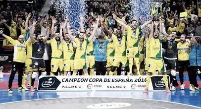 Chino II de Jaén le arrebata la Copa de España a Inter