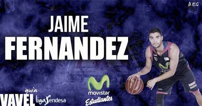 Movistar Estudiantes 2016/17: Jaime Fernández, galones al mando