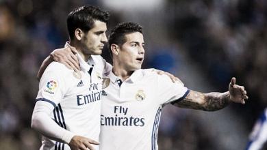 Chelsea, Perez offre Morata e James Rodriguez per 150 milioni