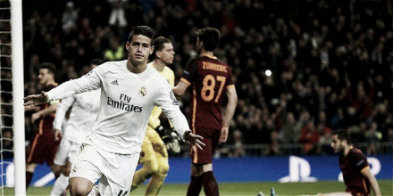 Real Madrid 2-0AS Roma: Giallorossicrash out of the Champions League