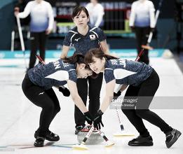 Pyeongchang 2018: Day 1 women's curling recap
