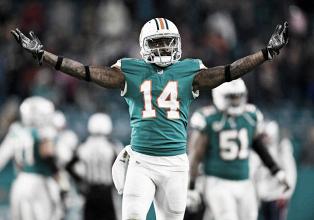 Cleveland Browns surpreende e troca por WR Jarvis Landry, do Miami Dolphins
