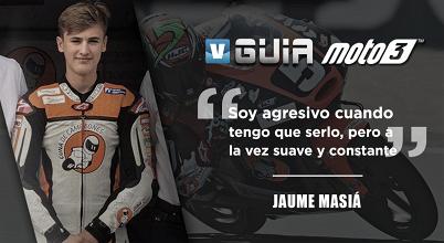 Guía VAVEL Moto3 2018:Jaume Masiá, el rookie favorito