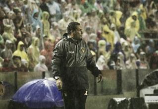Luxemburgo elogia Sport e pede que time mantenha mesma postura contra Palmeiras