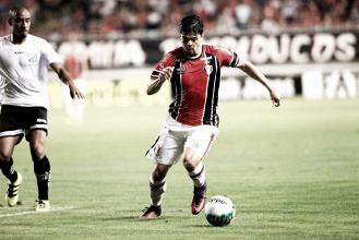 Joinville perde dois pênaltis, empata com Bragantino e segue ameaçado de rebaixamento