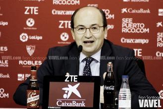 """José Castro: """"No vamos a planificar nada hasta que no esté firmado el entrenador"""""""