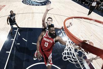 NBA, i Rockets stendono anche Minnesota (120-129)