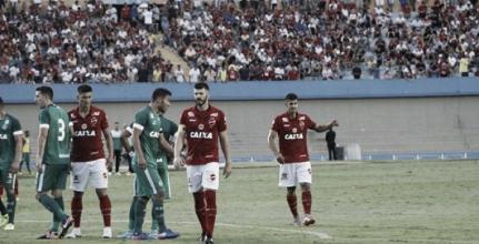 Vila Nova empata com Goiás e encosta no G-4 da Série B