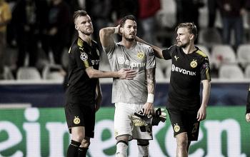 La cruda realidad del Borussia Dortmund