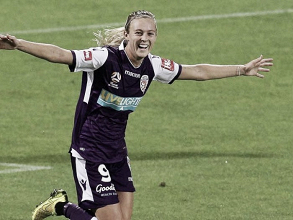 Rachel Hill named PFA Player of the Month for November