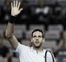 ATP Shanghai: Injured Juan Martin Del Potro books Masters semifinal spot.