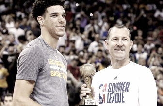 Lonzo Ball se destaca e conquista prêmio de MVP da Summer League