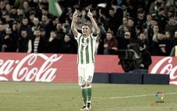 Real Betis - Leganés: puntuaciones del Real Betis, jornada 19 de La Liga Santander