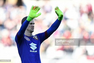 Torino president reveals ambition to sign Manchester City's Joe Hart on a permanent basis